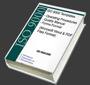 iso 9000 quality manual template